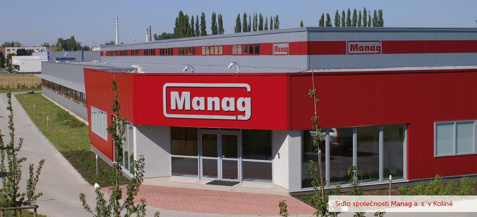 Manag a.s. - sídlo