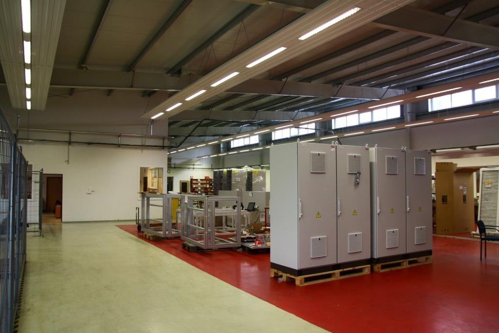 Manag a.s. - výrobní prostory 3